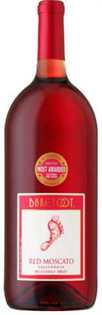 Barefoot Red Moscato 1.50l